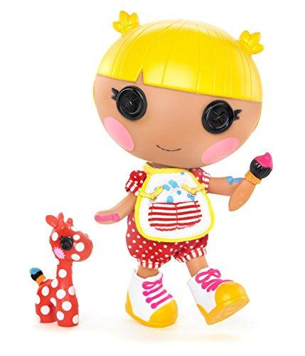 ララループシー 人形 ドール 513001 MGA Lalaloopsy Littles Doll - Scribbles Squiggle Splashララループシー 人形 ドール 513001