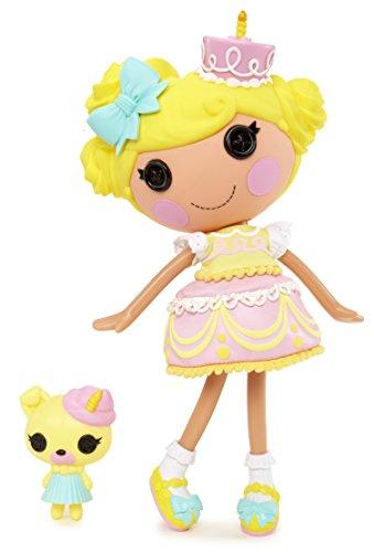 ララループシー 人形 ドール 529613 Lalaloopsy Candle Slice O'Cake Dollララループシー 人形 ドール 529613