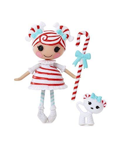 ララループシー 人形 ドール 529767 【送料無料】Lalaloopsy Mini Mint E. Stripesララループシー 人形 ドール 529767