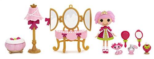 ララループシー 人形 ドール 534136 【送料無料】Lalaloopsy Mini Playset- Jewel's Primpin Partyララループシー 人形 ドール 534136