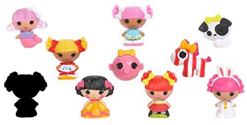 ララループシー 人形 ドール 530428 【送料無料】Lalaloopsy Tinies Style 1 Doll (10-Pack)ララループシー 人形 ドール 530428