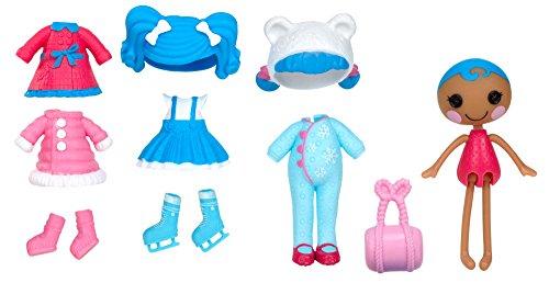 ララループシー 人形 ドール 541332 Lalaloopsy Minis Style 'N' Swap Doll- Mittens Fluff 'N' Stuffララループシー 人形 ドール 541332