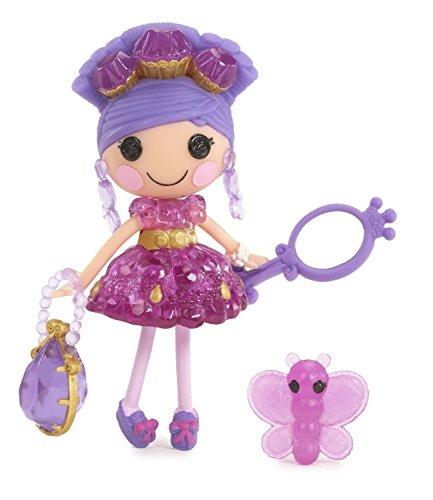 ララループシー 人形 ドール 529729 【送料無料】Mini Lalaloopsy Doll- Charms Seven Caratララループシー 人形 ドール 529729