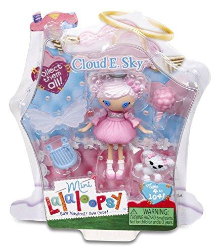 ララループシー 人形 ドール 522454 Mini Lalaloopsy Doll - Cloud E Skyララループシー 人形 ドール 522454