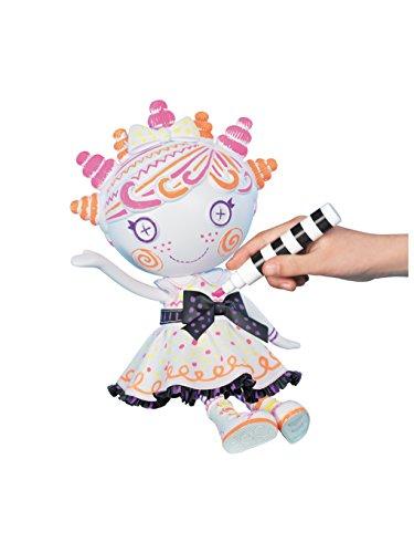 ララループシー 人形 ドール 531463 【送料無料】Lalaloopsy Color Me Squiggles N' Shapes Dollララループシー 人形 ドール 531463