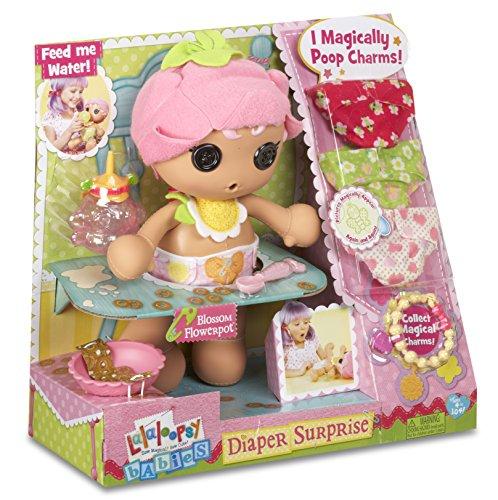 ララループシー 人形 ドール 530107AZ Lalaloopsy Babies Diaper Surprise Blossom Flowerpot Dollララループシー 人形 ドール 530107AZ