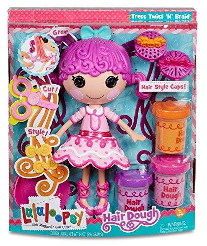 ララループシー 人形 ドール 539490 Lalaloopsy Hair-Dough Activity Doll - Tress Twist 'N' Braidララループシー 人形 ドール 539490
