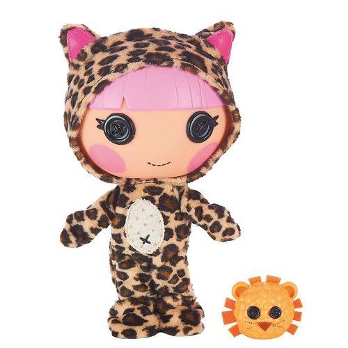 ララループシー 人形 ドール 520351 Lalaloopsy Littles Doll, Kat's Little Sister - Whiskers Lion's Roarララループシー 人形 ドール 520351