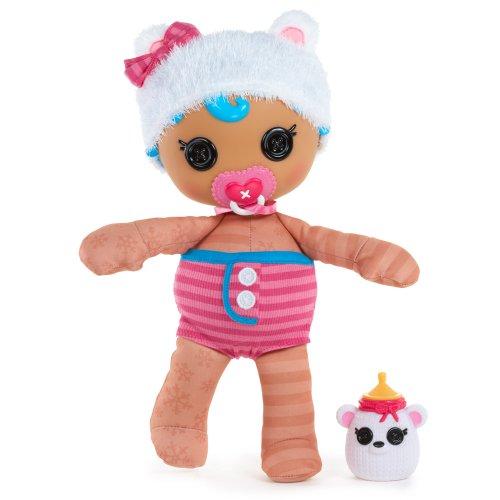 ララループシー 人形 ドール 527442AZ 【送料無料】Lalaloopsy Babies Mittens Fluff 'n' Stuff Dollララループシー 人形 ドール 527442AZ