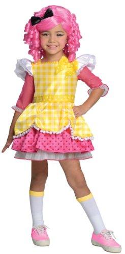 ララループシー 人形 ドール 889558M Lalaloopsy Deluxe Crumbs Sugar Cookie Costume, Mediumララループシー 人形 ドール 889558M