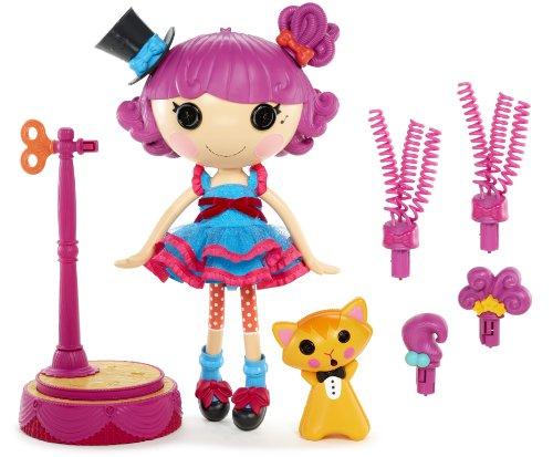 ララループシー 人形 ドール 513957 Lalaloopsy Silly Hair Star Harmony B. Sharp Interactive Doll (Large) ララループシー 人形 ドール 513957