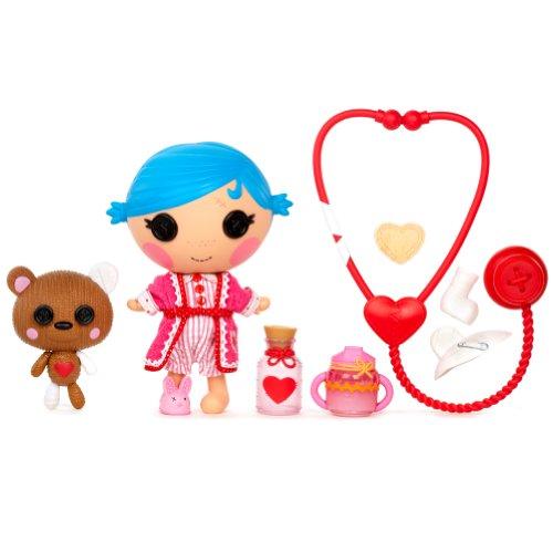 ララループシー 人形 ドール 514138 Lalaloopsy Littles Sew Cute Patientララループシー 人形 ドール 514138