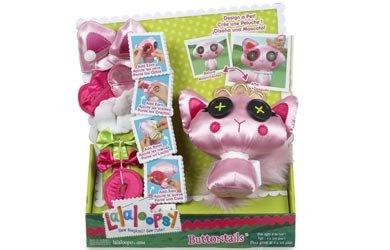 ララループシー 人形 ドール 502234 Lalaloopsy Button Tails Catララループシー 人形 ドール 502234