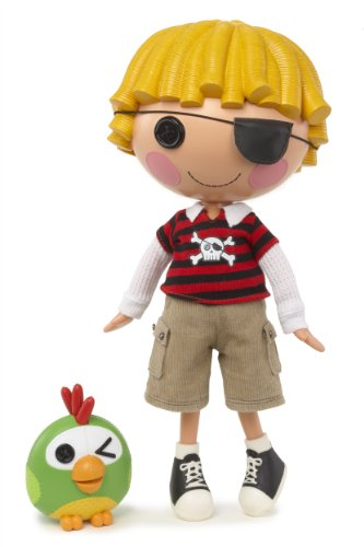 ララループシー 人形 ドール 506607 Lalaloopsy Doll - Patch Treasurechestララループシー 人形 ドール 506607