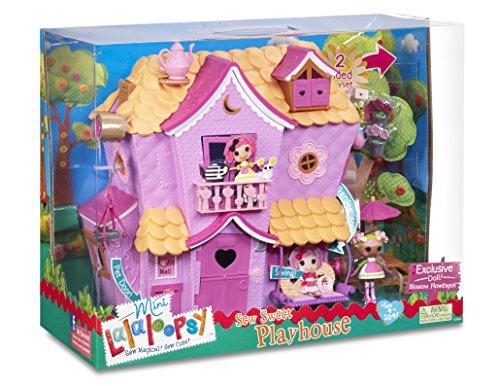 無料ラッピングでプレゼントや贈り物にも。逆輸入並行輸入送料込 ララループシー 人形 ドール 532408 【送料無料】Lalaloopsy Mini Sew Sweet Houseララループシー 人形 ドール 532408