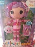 ララループシー 人形 ドール Lalaloopsy Pillow Featherbed w/ Bonus Mini(sew Limited Edition)ララループシー 人形 ドール