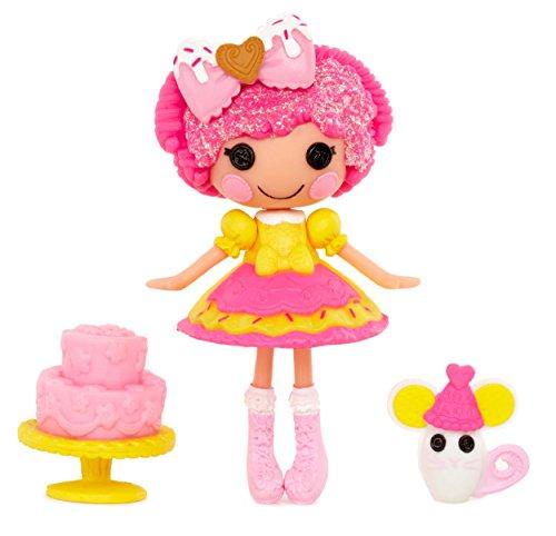 ララループシー 人形 ドール 536246 Mini Lalaloopsy Super Silly Party Doll- Crumbs Sugar Cookieララループシー 人形 ドール 536246