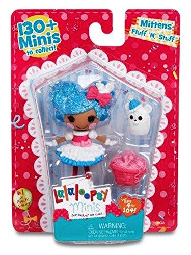 ララループシー 人形 ドール 536277 Mini Lalaloopsy Super Silly Party Doll- Mittens Fluff 'N' Stuffララループシー 人形 ドール 536277