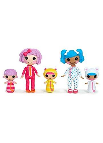 ララループシー 人形 ドール 531708 Lalaloopsy Mini Multi-Pack Silly Sleepover Dollsララループシー 人形 ドール 531708