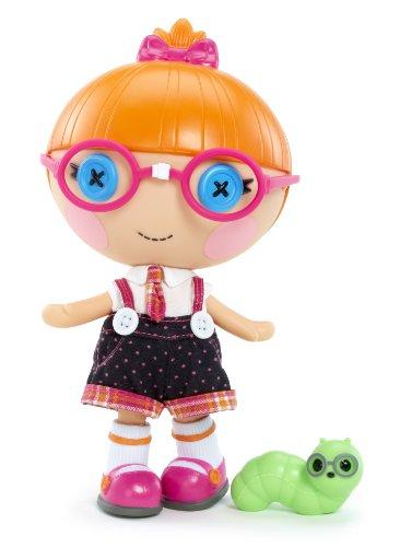 ララループシー 人形 ドール 511076 【送料無料】MGA Lalaloopsy Littles Doll - Specs Reads-A-Lotララループシー 人形 ドール 511076