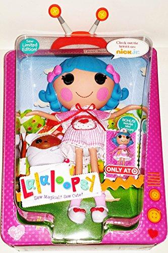 ララループシー 人形 ドール 418672 MGA Lalaloopsy Limited Edition 12 Inch Tall Button Doll - Rosy Bumps 'N' Bruises with Pet