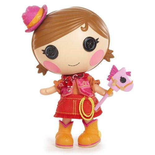 ララループシー 人形 ドール 514091 Lalaloopsy Littles Doll - Prairie's Sister - Trouble Dusty Trailsララループシー 人形 ドール 514091