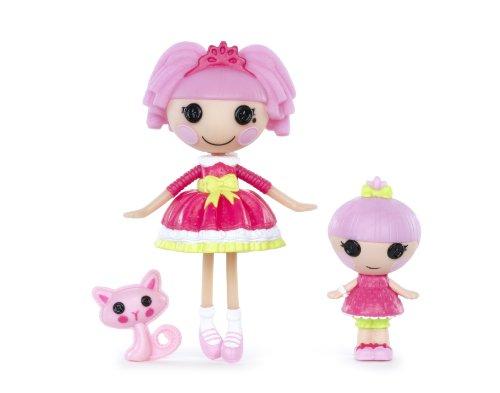 ララループシー 人形 ドール 521211 【送料無料】Lalaloopsy Mini Littles Doll, Jewel Sparkles/Trinket Sparklesララループシー 人形 ドール 521211