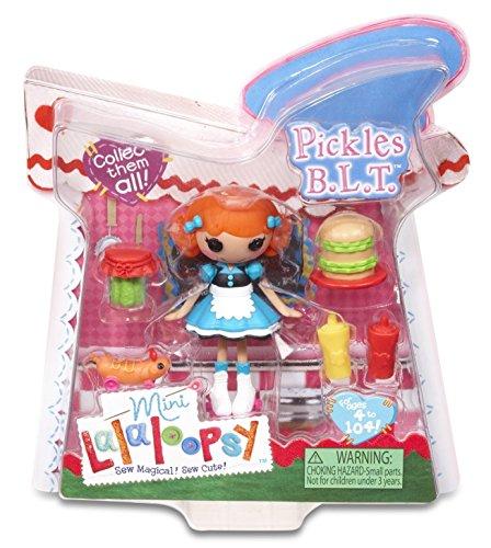 ララループシー 人形 ドール 522447 Mini Lalaloopsy Doll - Pickles BLTララループシー 人形 ドール 522447