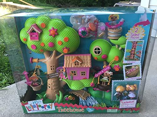 ララループシー 人形 ドール Mini Lalaloopsy Treehouseララループシー 人形 ドール