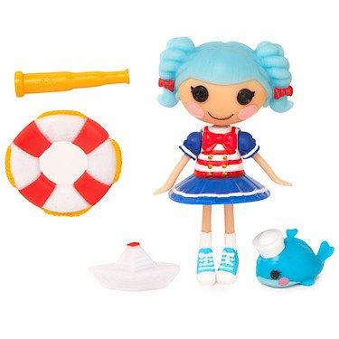 ララループシー 人形 ドール 506690E4C Mini Lalaloopsy Marina Anchors Doll with Accessoriesララループシー 人形 ドール 506690E4C