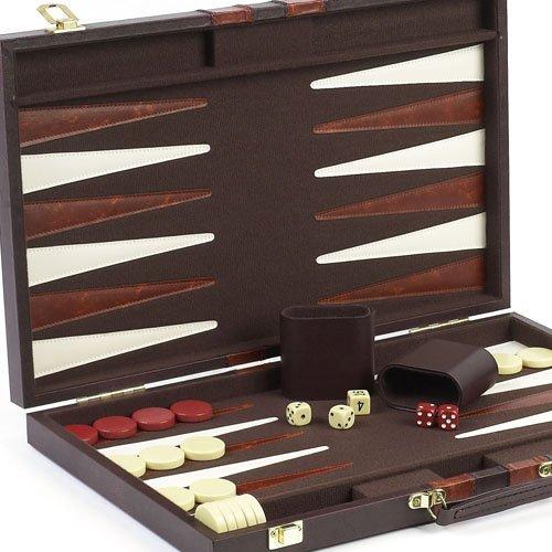 ボードゲーム 英語 アメリカ 海外ゲーム 525 Tompkins Square Backgammon Set 18