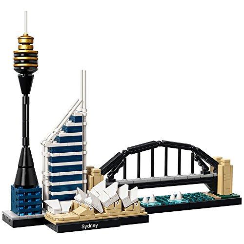 レゴ アーキテクチャシリーズ 6174053 【送料無料】LEGO Architecture Sydney 21032 Skyline Building Blocks Setレゴ アーキテクチャシリーズ 6174053