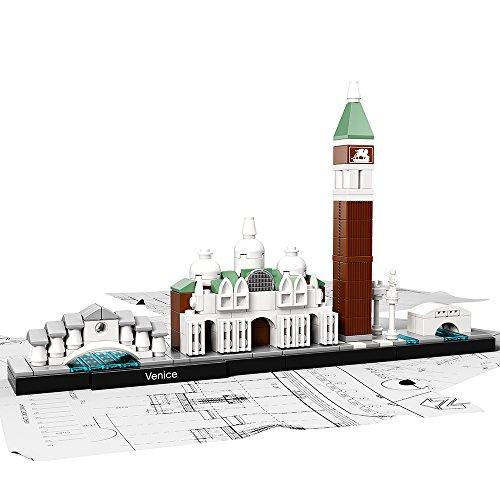 レゴ アーキテクチャシリーズ 6135677 LEGO Architecture Venice 21026 Skyline Building Setレゴ アーキテクチャシリーズ 6135677
