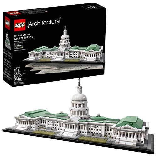 レゴ アーキテクチャシリーズ 6135669 LEGO Architecture 21030 United States Capitol Building Kit (1032 Piece)レゴ アーキテクチャシリーズ 6135669