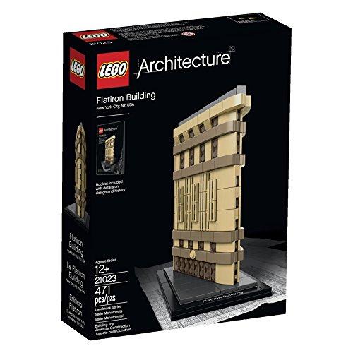 レゴ アーキテクチャシリーズ 6101026 LEGO Architecture 6101026 Flatiron Building 21023 Building Kitレゴ アーキテクチャシリーズ 6101026