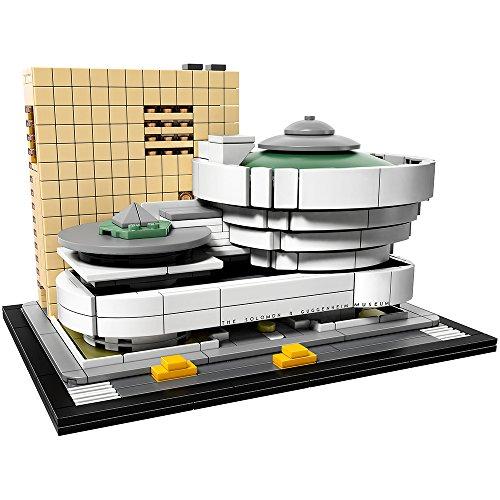 レゴ アーキテクチャシリーズ 6174067 LEGO Architecture Solomon R. Guggenheim Museum 21035 Building Kitレゴ アーキテクチャシリーズ 6174067