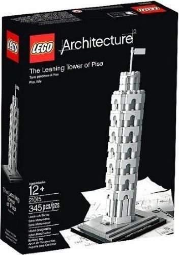 レゴ アーキテクチャシリーズ 21015 【送料無料】LEGO Architecture The Leaning Tower of Pisa (Discontinued by manufacturer)レゴ アーキテクチャシリーズ 21015