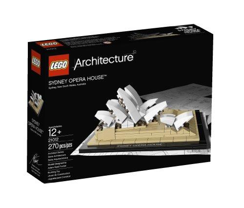 レゴ アーキテクチャシリーズ 4654645 【送料無料】LEGO Sydney Opera Houseレゴ アーキテクチャシリーズ 4654645