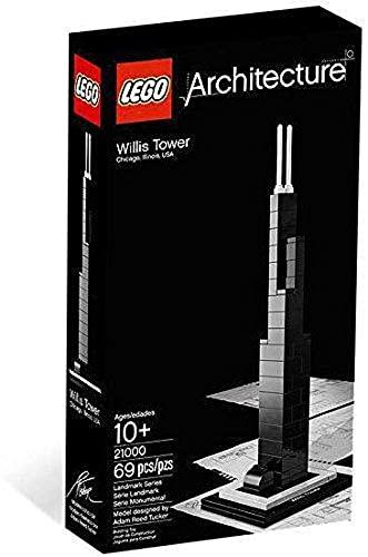 レゴ アーキテクチャシリーズ 4643338 LEGO Architecture Willis Tower (21000)レゴ アーキテクチャシリーズ 4643338