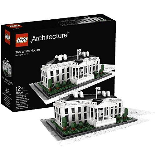 レゴ アーキテクチャシリーズ 21006 DISCO - #21006 LEGO The White House [LEGO Architecture]レゴ アーキテクチャシリーズ 21006