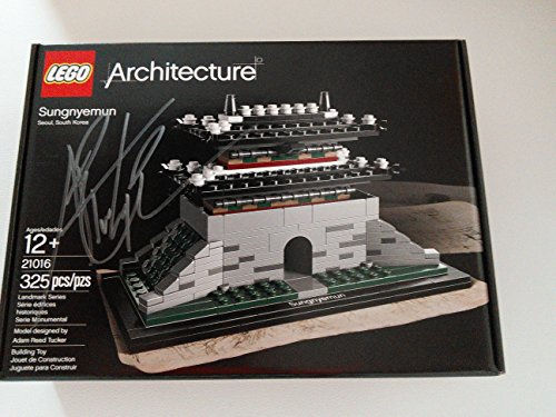 レゴ アーキテクチャシリーズ 6010887 【送料無料】LEGO Architecture 21016 Sungnyemunレゴ アーキテクチャシリーズ 6010887