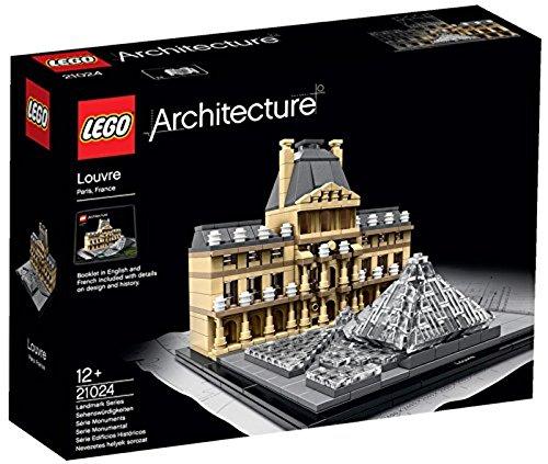 レゴ アーキテクチャシリーズ 21024 LEGO Architecture Louvre Building Setレゴ アーキテクチャシリーズ 21024