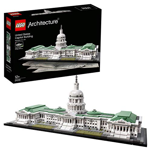 レゴ アーキテクチャシリーズ 21030 【送料無料】LEGO Architecture-Das Kapitolレゴ アーキテクチャシリーズ 21030