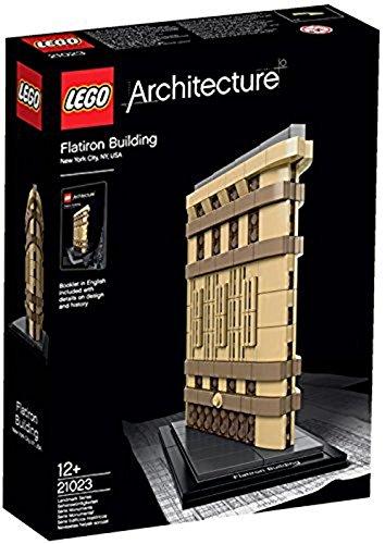 レゴ アーキテクチャシリーズ 21023 Lego Architecture 21023 - Flatiron Buildingレゴ アーキテクチャシリーズ 21023