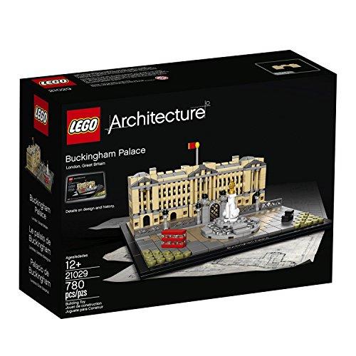 レゴ アーキテクチャシリーズ 780 Piece, Neoclassical Facade Palace Building Kitレゴ アーキテクチャシリーズ