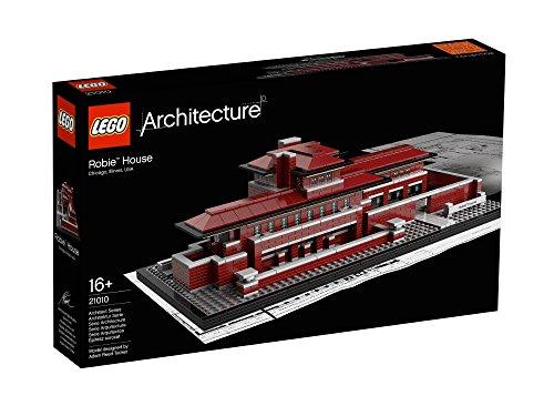 レゴ アーキテクチャシリーズ 21010 【送料無料】LEGO Architecture 21010 : Robie Houseレゴ アーキテクチャシリーズ 21010