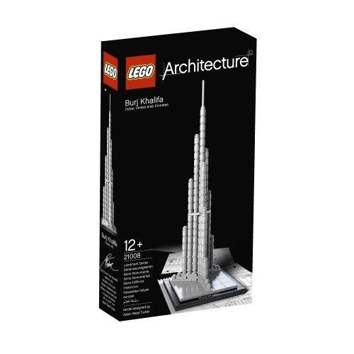 レゴ アーキテクチャシリーズ Lego architecture Burj Khalifa 21008 / LEGO Architecture Burj Khalifa [parallel import]レゴ アーキテクチャシリーズ
