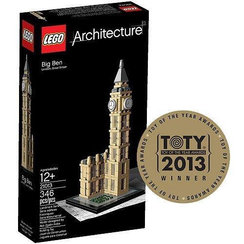 レゴ アーキテクチャシリーズ LEGO Architecture UK Big Ben Play Setレゴ アーキテクチャシリーズ