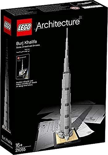 レゴ アーキテクチャシリーズ 21031 LEGO Architecture 21031: Burj Khalifa Mixedレゴ アーキテクチャシリーズ 21031