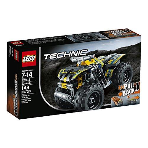 レゴ テクニックシリーズ Bikeレゴ 6100259 レゴ LEGO Technic Quad Bikeレゴ Quad テクニックシリーズ 6100259, アクアビーチ:17cd1461 --- loveszsator.hu